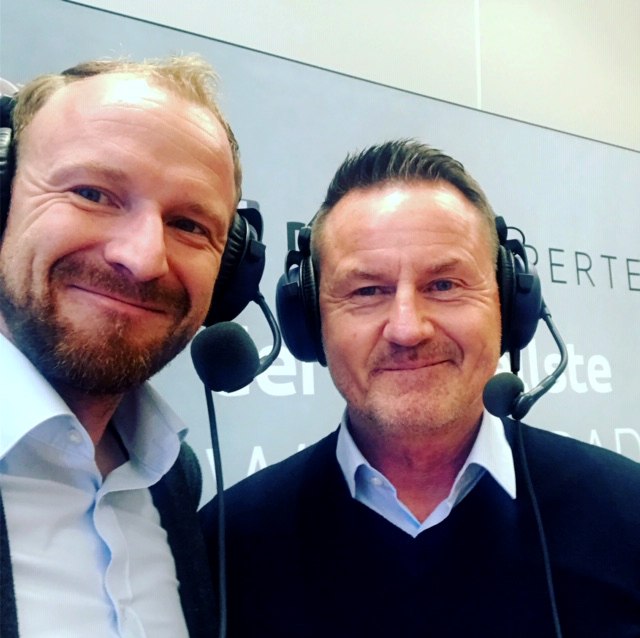 Digitalisierungsexperte und Speaker Klaus Stöckert – Radio Interview