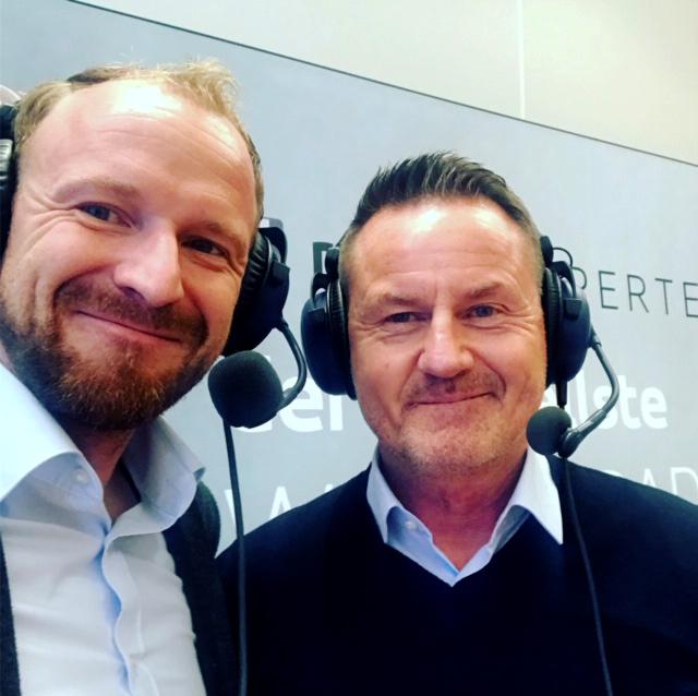 Digitalisierungsexperte und Speaker Klaus Stöckert – Radio Interview