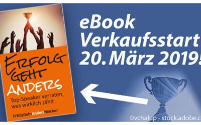 """eBook """"Erfolg geht anders"""""""