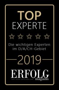 Klaus Stöckert Top-Experte-Siegel-2019