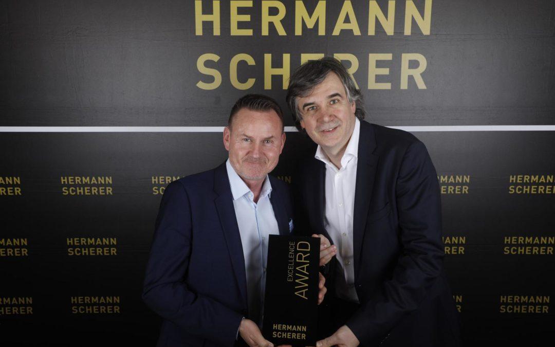Mit begeisterten Fans zum Weltrekord – Klaus Stöckert mit dem Excellence Award ausgezeichnet